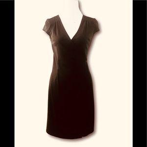 Loft Faux Wrap Dress 🎀